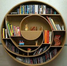 beautiful bookshelf design 2