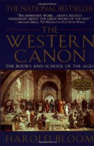 Harold Bloom's Canon: The Essential List