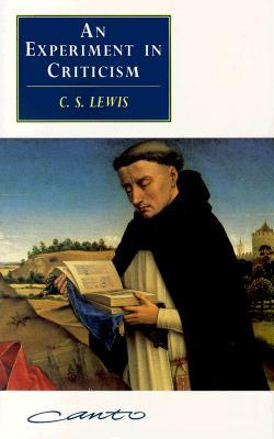 cs lewis an experiment in criticism