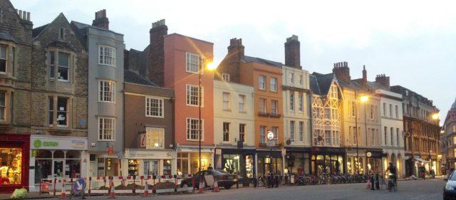 Oxford Broad Street