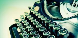 typewriter-writing
