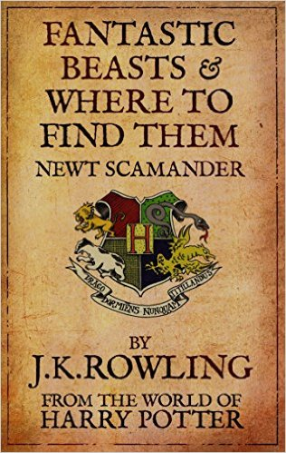 Fantastic beasts and where to find them book preview
