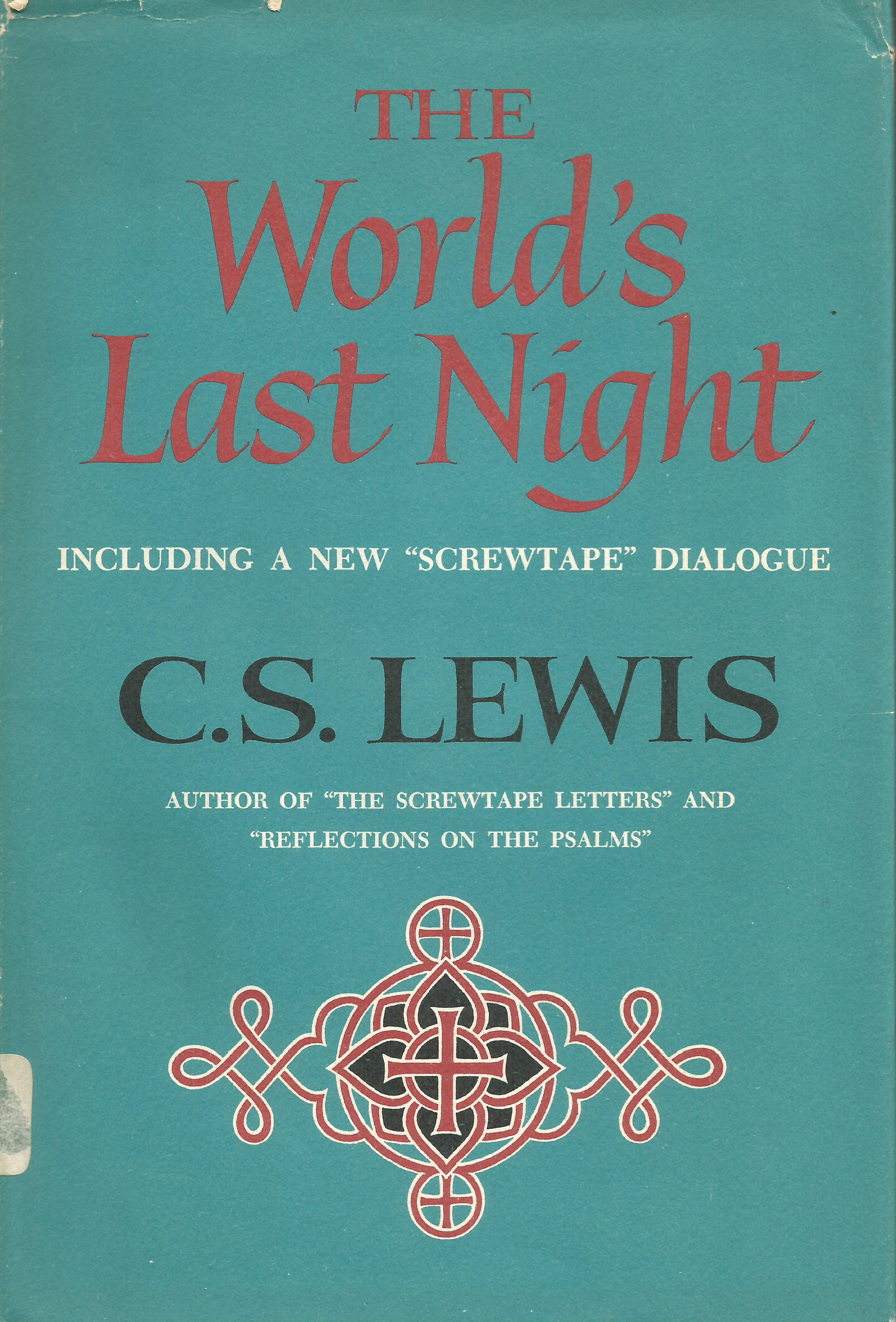 how to all of c s lewis essays a pilgrim in narnia it cs lewis the worlds last night 2