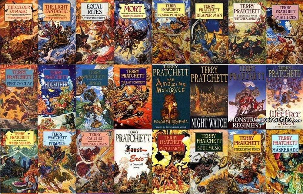 an analysis of the novel the hogfather by terry pratchett