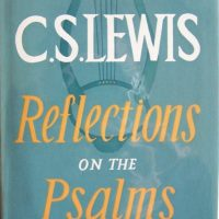 The Revised Psalter by C.S. Lewis and T.S. Eliot