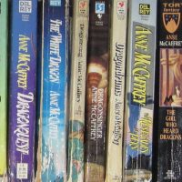 Infodump and Identification: Thinking about Fantastic First Pages with Anne McCaffrey
