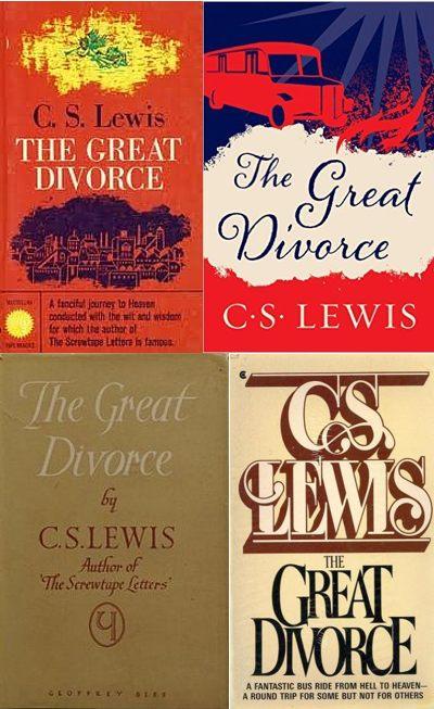 the great divorce essay