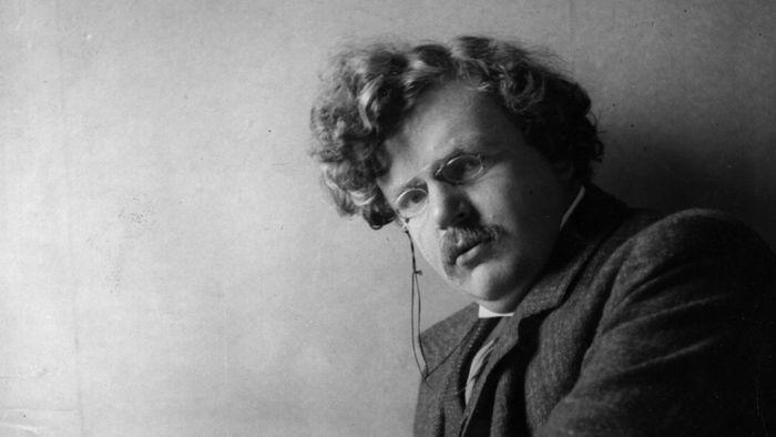 G. K. Chesterton photo #11899, G. K. Chesterton image