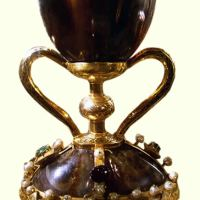 """The Grail: Cup, Stone – Santo Caliz? – and the Inklings?"" by David Llewellyn Dodds"