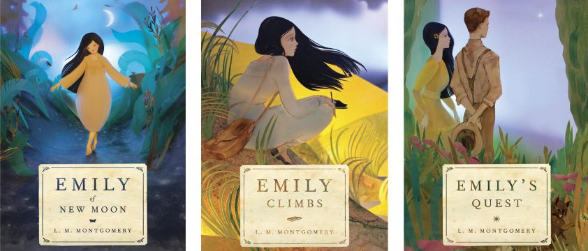 """Stay in the Valley if You're Wise"""": Advice on Writing in Emily of ..."""