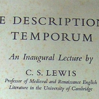 """A Sense of the Season"": C.S. Lewis' Birthday Pivot and the Cambridge Inaugural Address"
