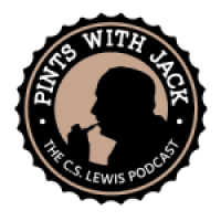 Guest Spot on the Pints With Jack Podcast, Talking About C.S. Lewis' Till We Have Faces