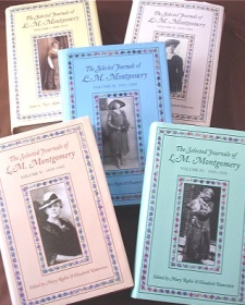 l m montgomery selected journals
