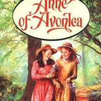 Smiles and Laughs from Anne's Marking Pile, a Quote from L.M. Montgomery's Anne of Avonlea