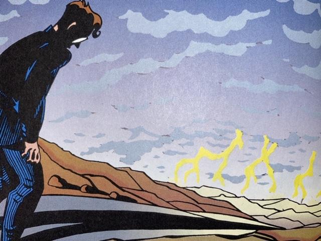 Marvel Comics CS Lewis The Screwtape Letters lightning