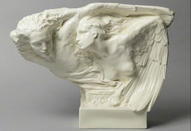 Garbe, Richard Louis; West Wind; The Potteries Museum & Art Gallery; http://www.artuk.org/artworks/west-wind-268880