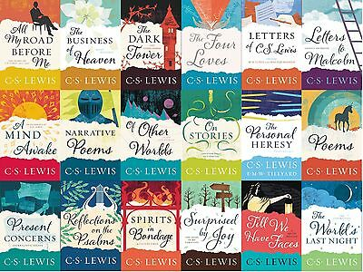 cs lewis books new series select