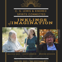 Join Me in Romania on Friday with Kirstin Jeffrey Johnson and Malcolm Guite: C. S. Lewis & Kindred Spirits