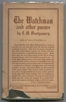 Lucy Maud Montgomery watchman 1s