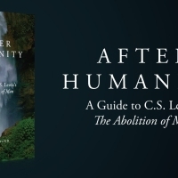 """C.S. Lewis Book Launches: Katherine Langrish's Journey to Narnia """"From Spare Oom to War Drobe"""" and Michael Ward's Guide to the Abolition of Man """"After Humanity"""" (Full Videos)"""